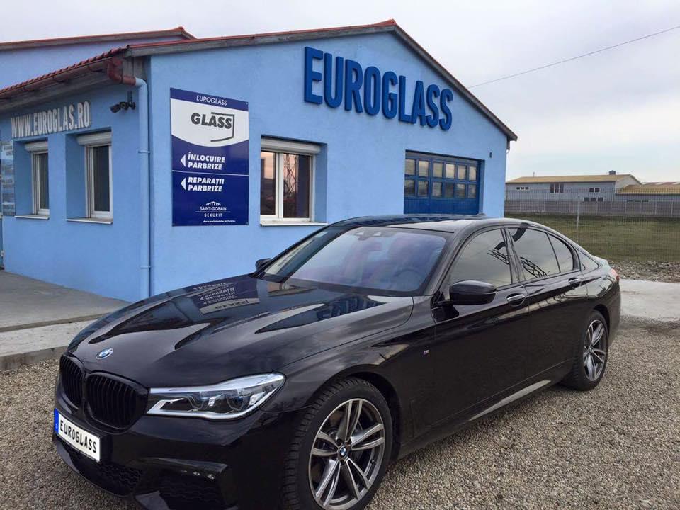 Folie auto BMW Seria 5